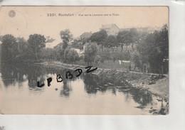 CPA - BELGIQUE - NAMUR - ROCHEFORT - Vue Sur Lhomme Vers Le Thièr. - Rochefort