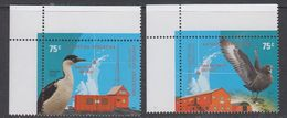 Argentina 2001 Antarctica Base Brown & San Martin 2v (corner) ** Mnh (43110C) - Zonder Classificatie