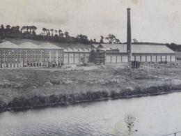 CARTE POSTALE Ancienne De WATTEN 59 - NORD Les TUILERIES Du NORD En 1920 Avec 1 Personnage - Sonstige Gemeinden