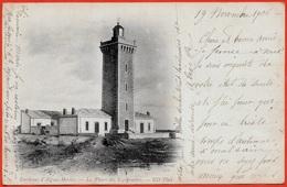 CPA 30 Environs D'Aigues-Mortes - LE PHARE Des ESPIGUETTES (Le Grau-du-Roi) Gard - Phares