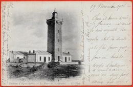 CPA 30 Environs D'Aigues-Mortes - LE PHARE Des ESPIGUETTES (Le Grau-du-Roi) Gard - Leuchttürme