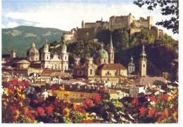 VISTA CITTA' VECCHIA - Salzburg Stadt