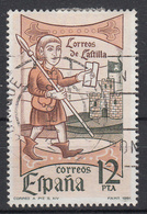 SPANJE - Michel - 1981 - Nr 2504 - Gest/Obl/Us - 1931-Aujourd'hui: II. République - ....Juan Carlos I