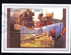 Hb-253  Used  Uganda - Treni