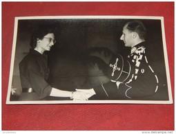 LA PRINCESSE JOSEPHINE CHARLOTTE Au Château De Laeken  Le 18-03-1953 - Familles Royales