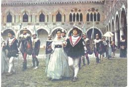 PAVIA CASTELLO VISCONTINO PALIO DELL'OCA - Costumi
