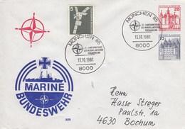 PU 264/1  Marine Bundeswehr XVII, München 85 - BRD