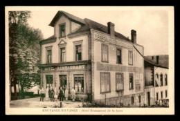 57 - KNUTANGE-SILVANGE - HOTEL-RESTAURANT DE LA GARE - Other Municipalities