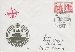 PU 265/1 Heer Bundesweh XV, München 85 - BRD