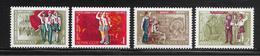 RUSSIE  ( EURU7 - 61 )   1972  N° YVERT ET TELLIER  N° 3832/3835   N** - Unused Stamps