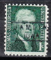 USA Precancel Vorausentwertung Preo, Locals Iowa, Hamlin 801 - Vereinigte Staaten
