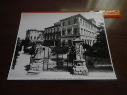 FOTO ALINARI-ROMA-PALAZZO BARBERINI-(CARLO MADERNO) 25X20 CIRCA - Luoghi