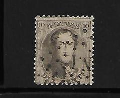 België   Stempel  NI - 1863-1864 Medaillen (13/16)
