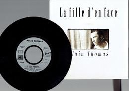 Alain Thomas : La Fille D'en Face + Le Jardin Anglais - Disco, Pop