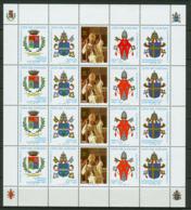 Vaticano 1997 Paolo VI Sass. BF 24 **/MNH - Blokken & Velletjes