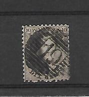 België   Stempel  19 - 1863-1864 Medaillen (13/16)