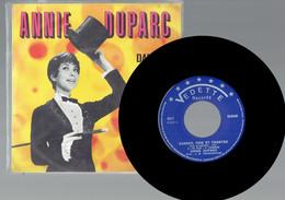 Annie Duparc : Danser Rire Etchanter + Jamais, Jamais Vu (Vedette) - Disco, Pop