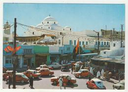 Tunisie -      Tunis - Bab Souika : Les Coupoles De Sidi Mahrez - Tunesien