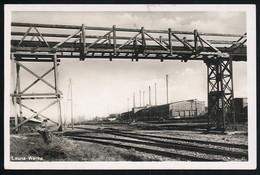 AK/CP Leuna Werke     Leuna  Halle   Gel/circ. 1954   Erhaltung/Cond. 2  Nr. 00785 - Halle (Saale)