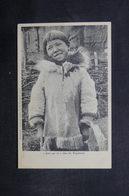 ETATS UNIS - Carte Postale - Esquimaux - Jeune Garçon - L 32014 - Etats-Unis