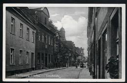 AK/CP Trachenberg  Silesia   Schloßstraße    Gel/circ. 1939   Erhaltung/Cond. 2  Nr. 00787 - Schlesien