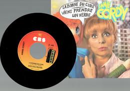 Annie Cordy : La Bonne Du Curé + Viens Prendre Un Verre (CBS 1975) - Disco, Pop