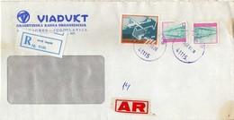 Yugoslavia Croatia Zagreb 1990 - AR Label - 1945-1992 Repubblica Socialista Federale Di Jugoslavia