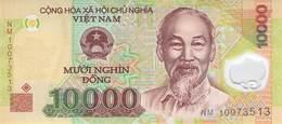 10 000 Dong Vietnam UNC Polymer - Vietnam