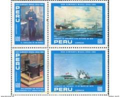 Pérou MNH 1984 Bateaux - Peru