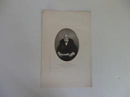 Photo 24,5cm/16cm Sur Jules Massot Ancien Maire D'Auxerre (89) Signée Héliog Dujardin. - Personalidades Famosas