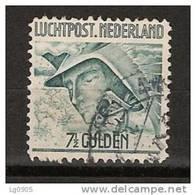 NVPH Nederland Netherlands Pays Bas Niederlande Holanda 8 Used ; Luchtpost, Airmail, Poste Aerianne, Correo Aereo 1929 - Poste Aérienne