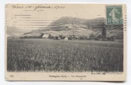 39 - VATAGNA - VUE D'ENSEMBLE - Other Municipalities