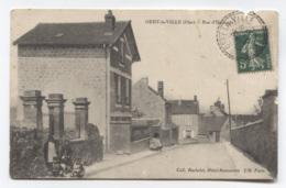 60 - ORRY-LA-VILLE - RUE D'HERIVAUX - VOIR ZOOM ET ETAT - France