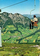 Sesselbahn Wiedersbergerhorn - Blick Auf ALPBACH - Kufstein