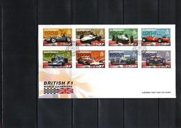 Guernsey 2007 British F1 World Champions FDC - Automobile