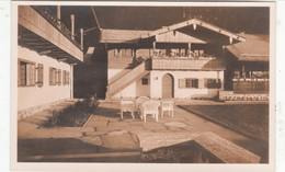 """Propaganda Karte ,  """" III.  Reich, Berghof """" Foto Hoffmann - Weltkrieg 1939-45"""