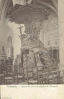 CPA  TIRLEMONT : Chaire De Vérité De L'église St Germain - Tienen