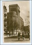 XX005013/ Hamburg Barmbek Warenhaus Karstadt 1928 Foto AK - Nord