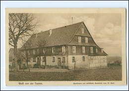 Y12933/ Gruß Von Der Tromm Gasthaus Zur Schönen Aussicht 1926 AK - Germany