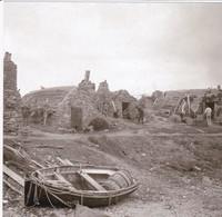 Chausey Rare   Blainvillais   Repro Plaque De Verre 1904 - Granville