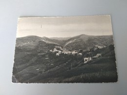 CARTOLINA PIETRALAVEZZARA, PASSO BOCCHETTA, MONTE LECO - Genova