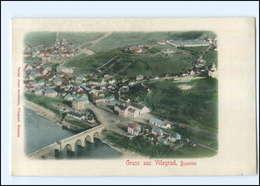 U5219/ Gruß Aus Visegrad Bosnien AK Ca.1910 - Bosnien-Herzegowina
