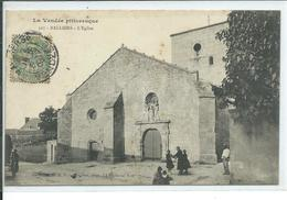 Nalliers-L'Eglise - France