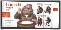 Carnet D'Islande De 1999 N° C 877B Noël - Markenheftchen