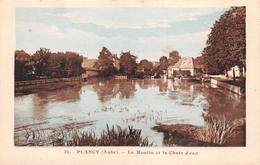 ¤¤    -   PLANCY    -   Le Moulin Et La Chute D'eau    -   ¤¤ - France