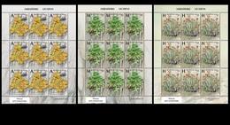 Pre-order Belarus 2019 - Lichens, MNH. Flora Licheni Lichen Korstmos Korstmossen Bielorussia/Biélorussie/Wit-Rusland - Végétaux