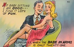 Comics Humor Comic Comique Humour - Twenty-one Sexy Lady - No. BS-2 - 78291 - 2 Scans - Humour