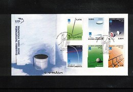 Greece / Griechenland 2003 Olympic Games Greece FDC - Sommer 2004: Athen