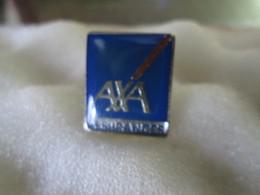 PIN'S    AXA - Banks
