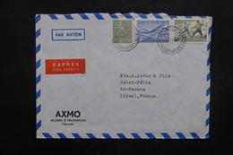FINLANDE - Enveloppe De Helsinki Pour La France En 1968 , Affranchissement Plaisant - L 32049 - Storia Postale
